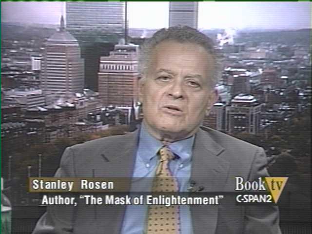 stanley rosen essays in philosophy Stanley rosen has 41 books on goodreads with 1495 ratings books by stanley rosen essays in philosophy: modern by stanley rosen.