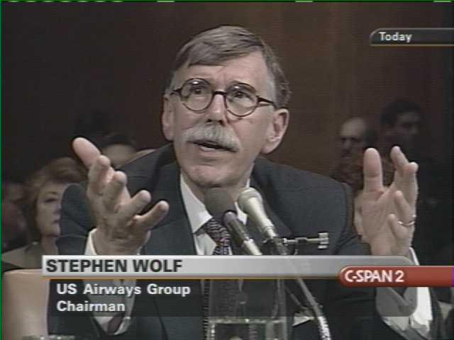 Stephen Wolf Net Worth