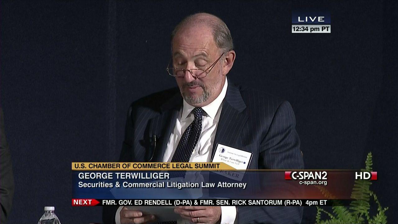 George J. Terwilliger III