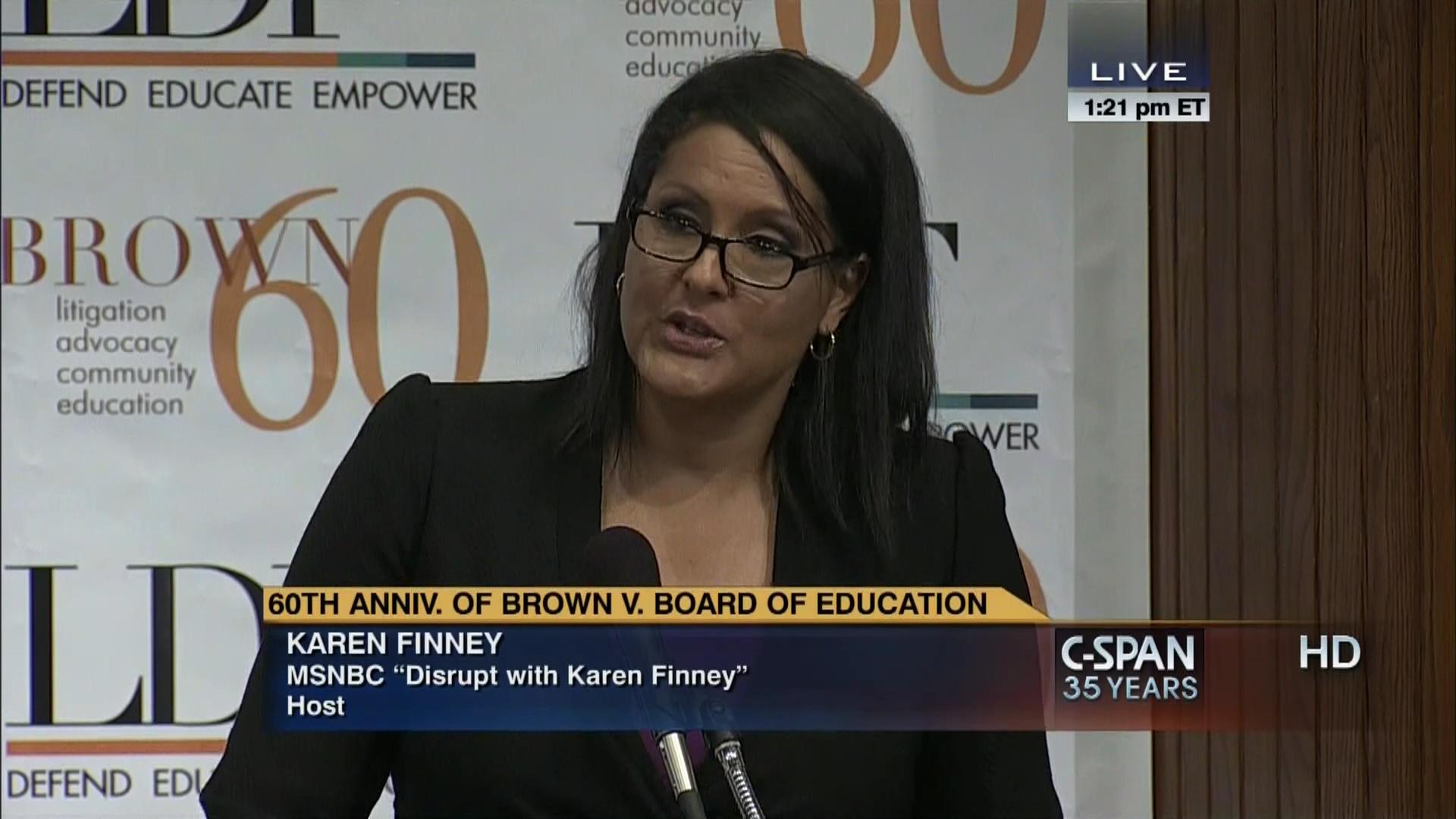 Disrupt with Karen Finney MSNBC