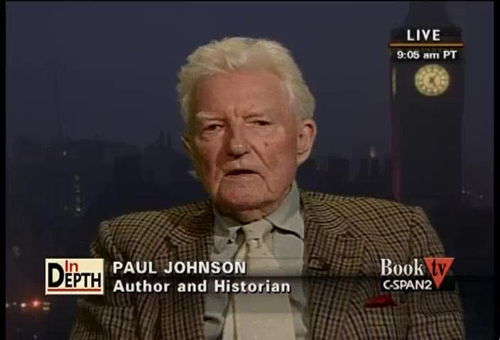 video paul johnson: